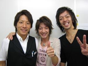 """title=""""杉浦さん達&山内先生""""alt=""""杉浦さん達&山内先生"""""""