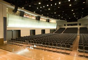山野ホール(舞台)